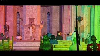 Denzel Church Event