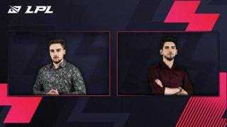 TT vs. RA | WE vs. ES - Week 6 Day 3 | LPL Spring Split (2021)