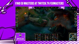 European Masters Spring 2020 | Groups | Day 4