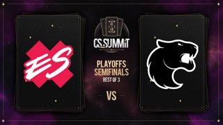 Extra Salt vs FURIA (Nuke) - cs_summit 8 Playoffs: Semifinals - Game 1