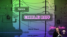 Indie Game Collective Showcase: Super Cable Boy