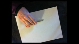 Paper Snow Flakes #1