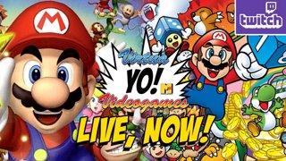 VIRTUA YO VIDEOGAMES! Catchup & Mario Party! (12-6) !ads !nzxt