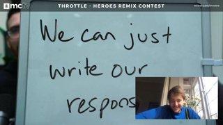mctv - Throttle - Heroes Remix Contest  🎧