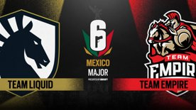 Team Liquid vs. Team Empire // Six Major Mexico - group stage - day 1