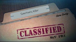 Sanctuary Killer Crime Scene ~ Violet Grey.