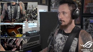 Matt Heafy Teaches: Guitar Basics & 'Ain't Talkin' 'Bout Love' intro by Van Halen | @matthewkheafy