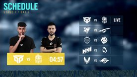 European League - Stage 1 2021 | Day 7