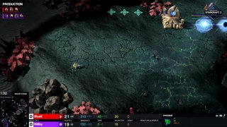 Risky Sc2 vs Blysk - DreamHack SC2 Masters 2020 Summer                                                                     Playoffs - StarCraft 2