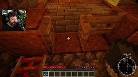 Andy und die Loren! ... Minecraft kann auch Horror sein!