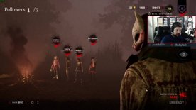 Highlight: Too many hours... Still not good  // DBD Matches and some Intermission