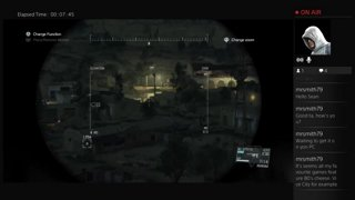 MGS V: The Phantom Pain - Messing With Side Ops