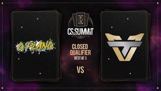 O Plano  vs Team One (Mirage) - cs_summit 8 CQ: Losers' Round 2 - Game 1
