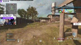 Call of Duty: Warzone North America  Showdown