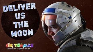 Sir, décrochez-nous la lune dans Deliver Us The Moon sur PC ! (RTX & DLSS ON)