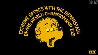 EXTREME SPORTS WITH THE BERENSTAIN BEARS WORLD CHAMPIONSHIP 2021