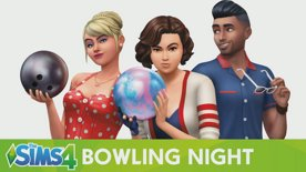 The Sims 4 Bowling Night Pack!
