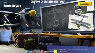 Highlight:  Solo-PopUp & Scrims *NEW* EMOTES! GHOUL TROOPER :o | CONSOLE PLAYER ON PC. !sub Code: TheFortniteRat