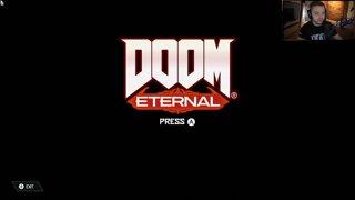Elajjaz plays DOOM Eternal (DLC )
