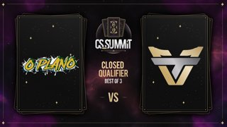 O Plano  vs Team One (Nuke) - cs_summit 8 CQ: Losers' Round 2 - Game 2