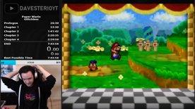 Paper Mario - Glitchless Speedrun (6:13:40)