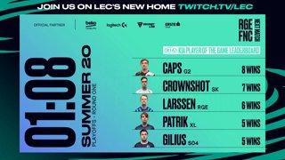 RGE vs. FNC | Playoffs Round 1 | LEC Summer (2020)