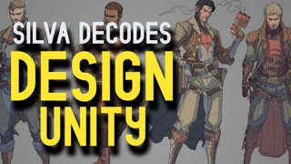 Silva Decodes - Design Unity