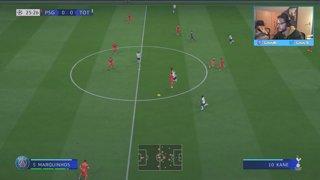 Mijn eerste goal in FIFA 20!