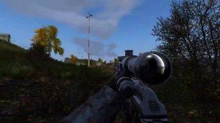 DayZ - Radio Tower Sniper