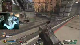 First kills on Apex Legends ;w;