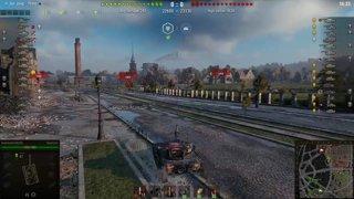 Shot enemy that was BEHIND my barrel