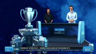 LIVE: Stats vs. Reynor - IEM Katowice 2021 - Playoffs - RO12