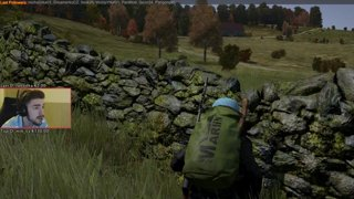 DayZ : First Headshot on stream