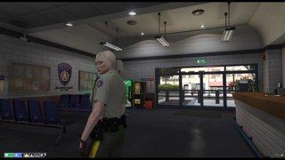 Highlight: Lauren Forcer - Cop stuff - #76