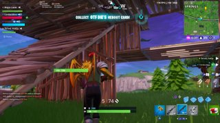 Highlight: Playing duos with TSM Chica with in Major Lazer skin.