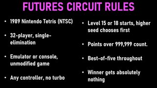 Classic Tetris Monthly - CT/FC JULY FINALE