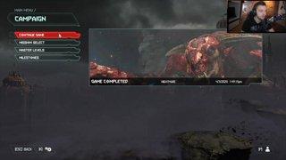 (12h) DOOM ETERERNAL Ultra Nightmare - DLC 2