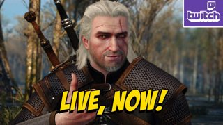 Max Plays Witcher 3 (1st time ever!) On Cyberpunk Eve (12-8) !ads !nzxt
