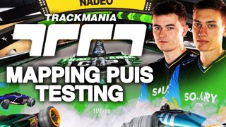 Mapping Trackmania, puis testing CE SOIR en direct !