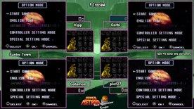 Week 1, Funky Town (Kipp, Galamoz) vs Team Pro Gamer Girls and Komaru(Garbi, plof27). Super Metroid Rando League Season 3
