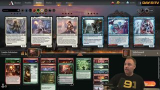 Marching to Mythic w/ Gruul Landfall Control - MID Standard Bo3 P2 | MTG Arena