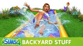 The Sims - Backyard Stuff Pack Walkthrough