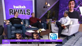Twitch Rivals: League of Legends Team Draft Showdown - Day 2