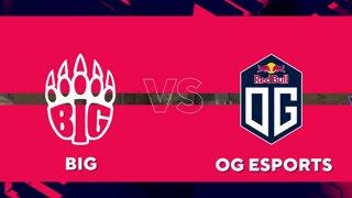 Highlight: Group 1 Day 1 BIG vs OG Map 2 Dust 2