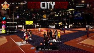 NBA 2K17 STAGE IS BACK ITS LITTTT