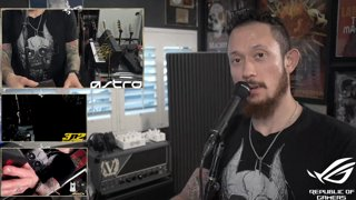 Matt Heafy: Unboxing the ASUS ROG Phone 5 | Trivium