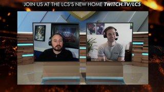 LCS Summer: Team Liquid vs. 100 Thieves