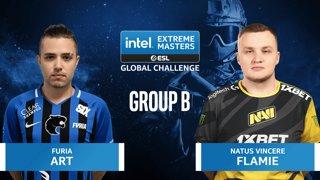 CS:GO - FURIA vs. Natus Vincere [Inferno] Map 1 - IEM Global Challenge 2020 - Group B