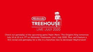 Nintendo Treehouse: Live | July 2020