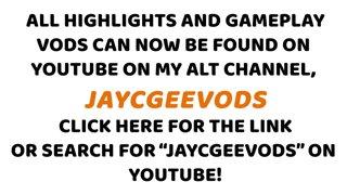 YouTube Alt for Vods+Highlights: https://www.youtube.com/channel/UCG4_8wrj2iqtaR_Uq8KAG7Q
